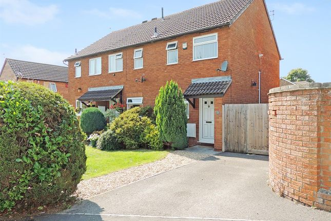 Thumbnail End terrace house to rent in Lees Lane, Warmley, Bristol