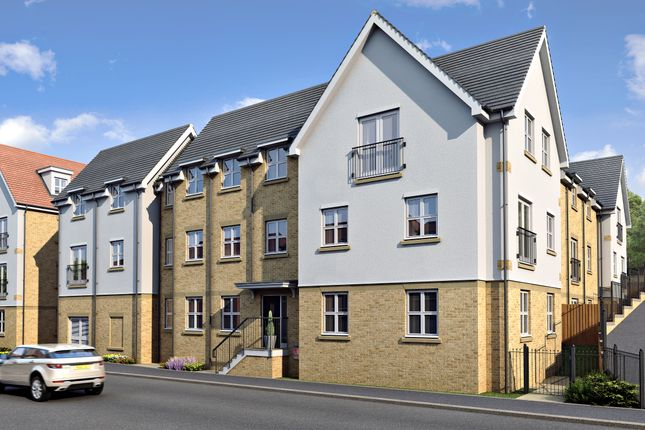 Thumbnail Flat for sale in Regent's Court, South Street, Bishop's Stortford