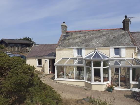 Thumbnail Semi-detached house for sale in Anelog, Aberdaron, Gwynedd