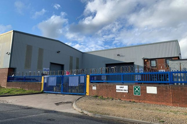 Thumbnail Warehouse for sale in Aston Road, Bromsgrove