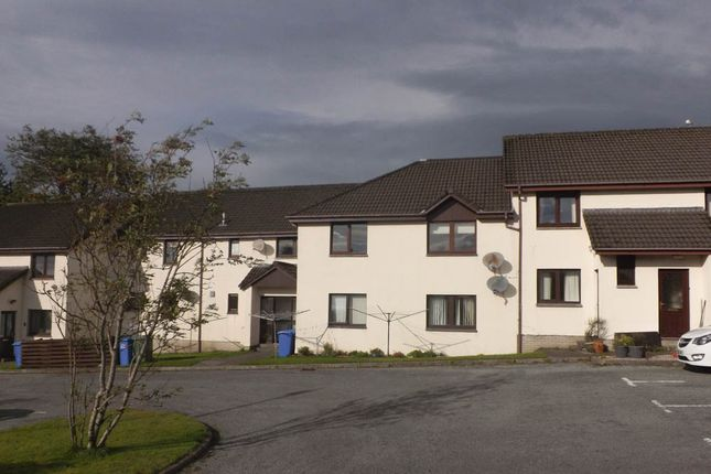 Thumbnail Flat for sale in Raasay Court, Portree
