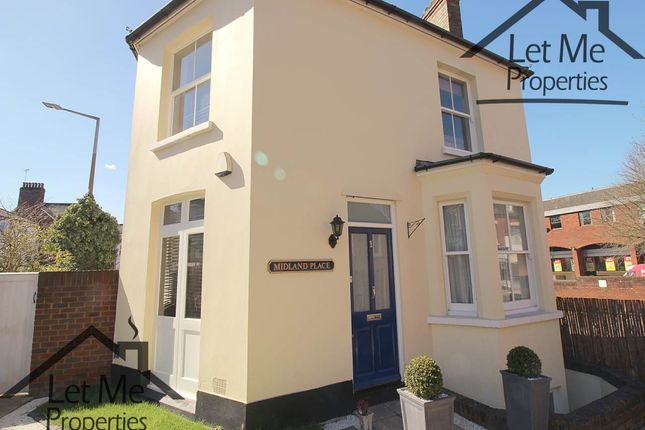 Thumbnail Flat to rent in Victoria Street, St.Albans