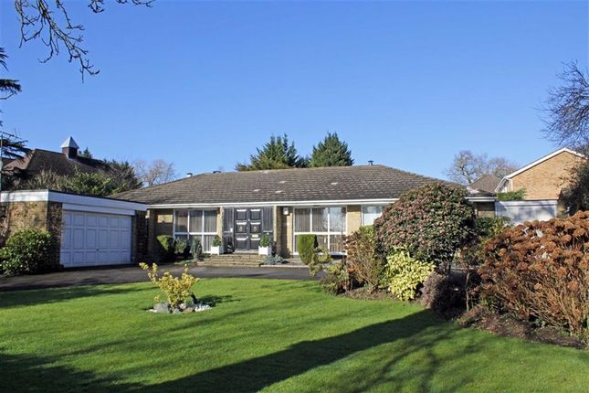 Thumbnail Bungalow for sale in Barnet Road, Arkley, Barnet