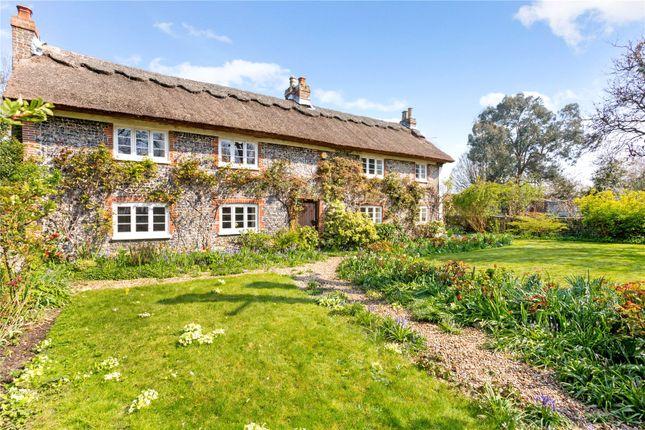 Thumbnail Detached house for sale in Kents Dairy Cottages, Brookpit Lane, Climping, Littlehampton