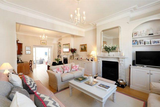 Thumbnail End terrace house for sale in Balham Park Road, London