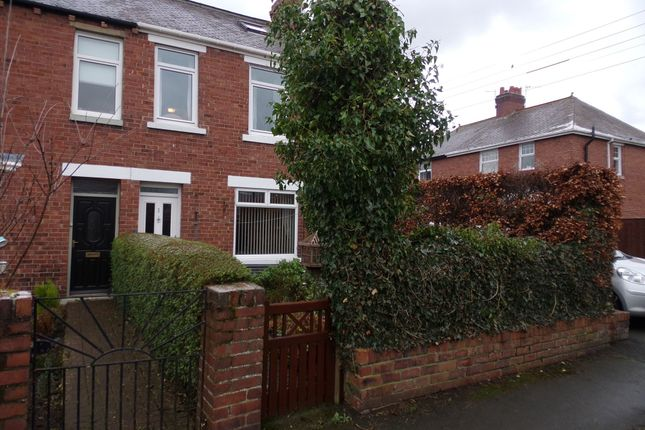 Thumbnail Terraced house for sale in West View, Burnopfield, Newcastle Upon Tyne