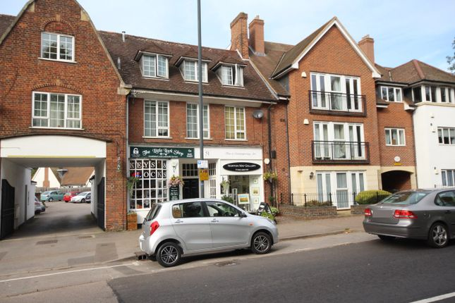Thumbnail Flat to rent in Norton Way North, Letchworth Garden City