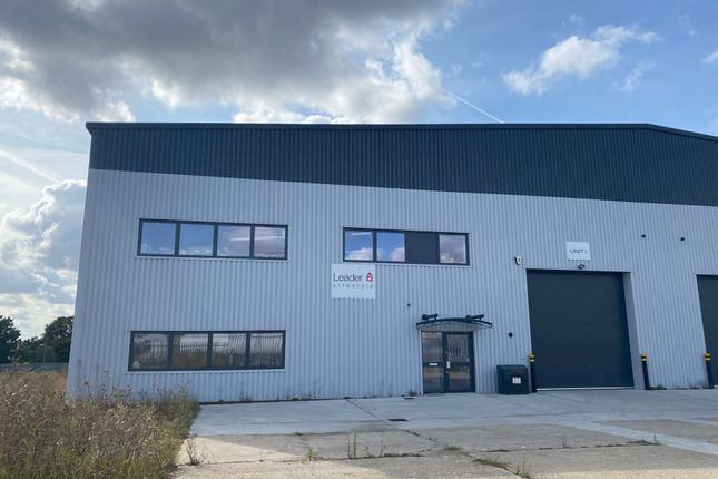 Thumbnail Light industrial to let in Springwood Drive, Braintree, Essex