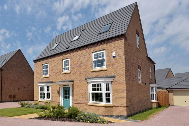 "Detached house for sale in ""Moorecroft Special"" at Hollygate Lane, Cotgrave, Nottingham"