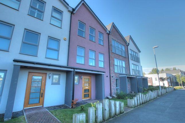 Thumbnail Terraced house for sale in Parson Courtyard, Gateshead