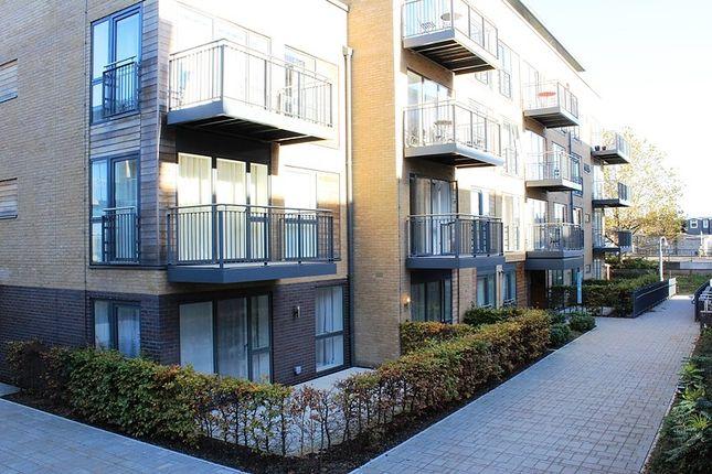 Thumbnail Flat to rent in Keynes House, Kingsley Walk, Cambridge