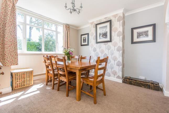 Dining Room of Stonor Road, Birmingham, West Midlands B28
