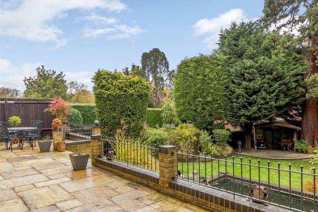 Thumbnail Detached house for sale in Yester Drive, Chislehurst, Kent