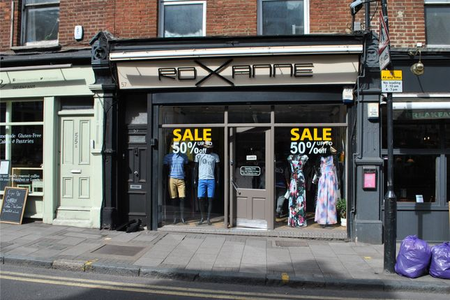 Thumbnail Retail premises for sale in The Broadway, Crouch End
