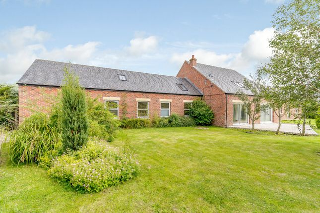 Thumbnail Barn conversion for sale in Whalton, Morpeth, Northumberland