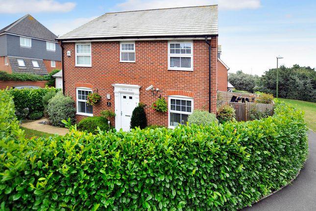 Thumbnail Detached house for sale in Olliver Acre, Wick, Littlehampton
