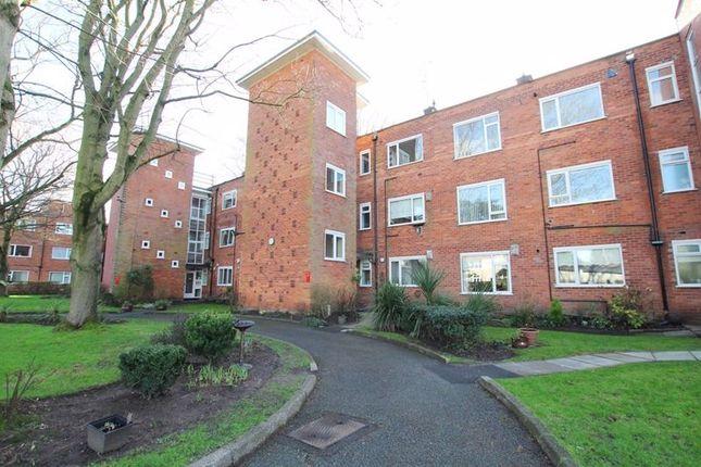 Thumbnail Flat for sale in Cromptons Court, Calderstones, Liverpool