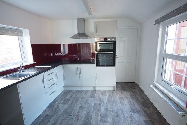 Thumbnail Flat to rent in Westgate, Guisborough