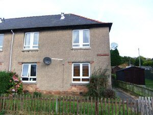 Thumbnail Flat to rent in Burns Street, Dunfermline