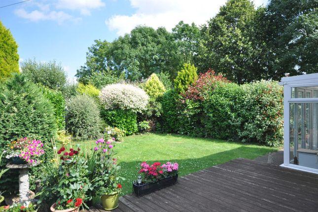 Garden of Nelson Lane, North Muskham, Newark NG23