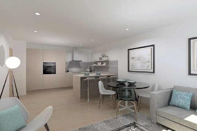 Thumbnail Flat for sale in 17/4 Hughes Close, Canonmills Garden, Warriston Road