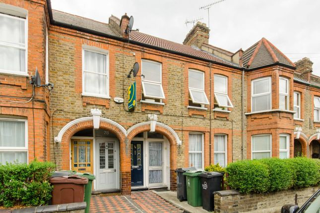 Thumbnail Maisonette to rent in Hibbert Road, Walthamstow
