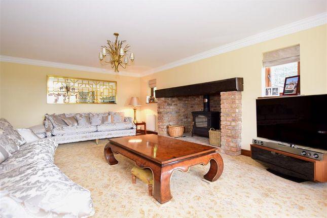 Lounge of Chapman Fields, Cliffsend, Ramsgate, Kent CT12
