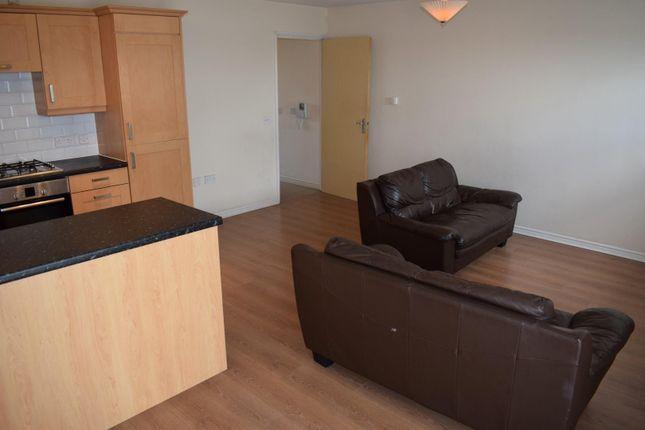 Kitchen/Lounge of 3 Falconwood Way, Beswick, Manchester M11