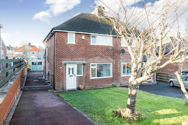 Thumbnail Semi-detached house to rent in Walton Road, Chesterfield