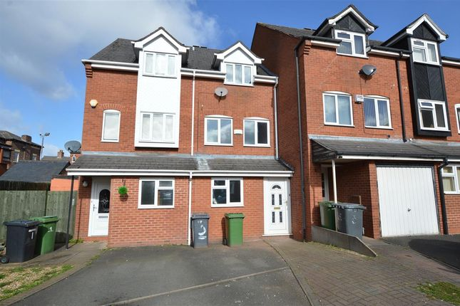 Thumbnail Terraced house for sale in Mill Croft, Bilston