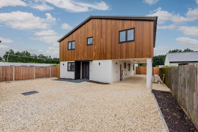 Thumbnail Detached house for sale in Rampton Road, Willingham, Cambridge