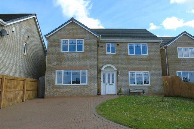Thumbnail Detached house for sale in Clos Y Capel, Bryn, Llanelli