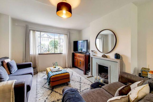 Thumbnail Semi-detached house for sale in Kilmorey Gardens, St Margarets, Twickenham