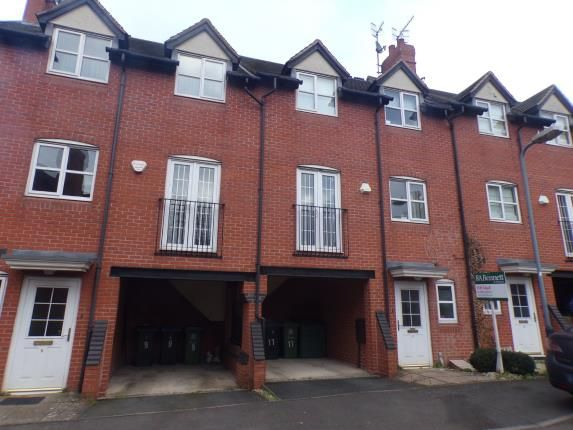 Thumbnail Terraced house for sale in Bardswell Court, Stratford Upon Avon, Warwickshire