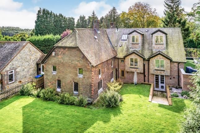 Thumbnail Detached house for sale in Stane Street, Codmore Hill, Pulborough, West Sussex