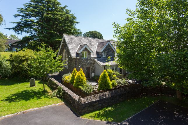Thumbnail End terrace house for sale in The Belfry, 5 St Marys Cottages, Windermere