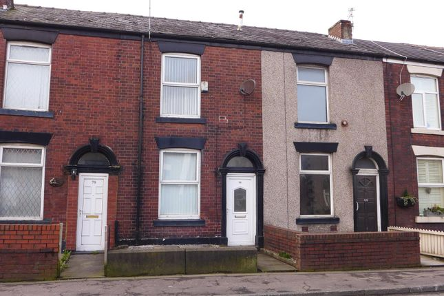 Thumbnail Terraced house to rent in Middleton Road, Hopwood, Heywood