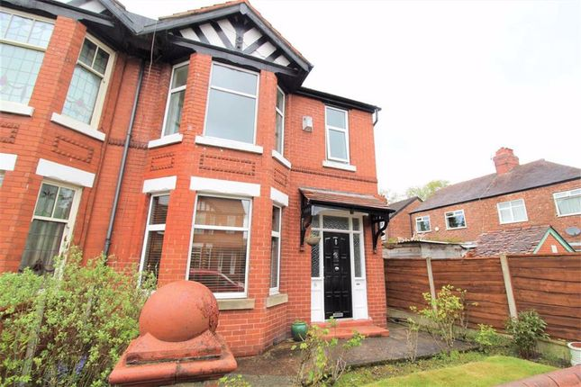 3 bed semi-detached house for sale in Allandale Road, Burnage, Manchester M19