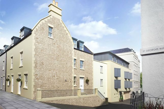 2 bed flat to rent in Nelson Lane, Bath BA1