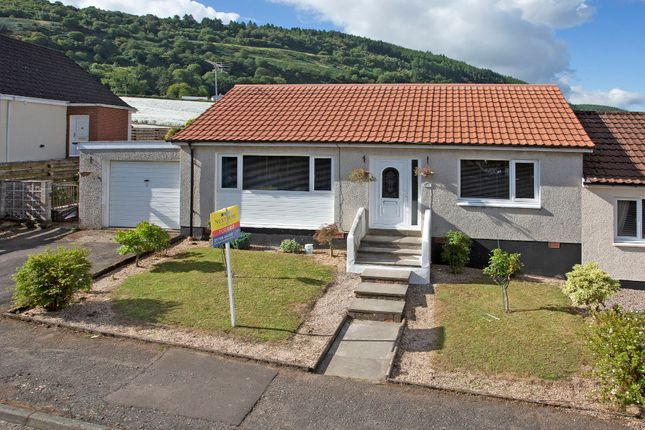 Thumbnail Semi-detached bungalow for sale in Castlelaw Crescent, Abernethy, Perth