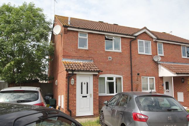 Thumbnail Property to rent in Lower Meadow, Quedgeley, Gloucester