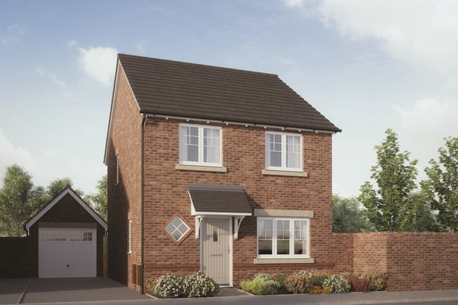 Thumbnail Detached house for sale in Oakfield Grange, Oakfield, Cwmbran
