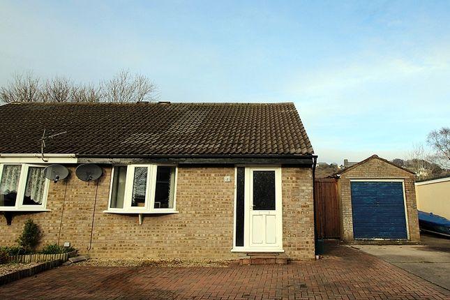 Thumbnail Semi-detached bungalow for sale in Ash Walk, Talbot Green, Pontyclun, Rhondda, Cynon, Taff.