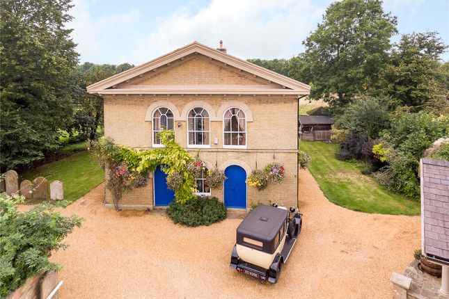 Thumbnail Detached house for sale in High Street, Spaldwick, Huntingdon, Cambridgeshire