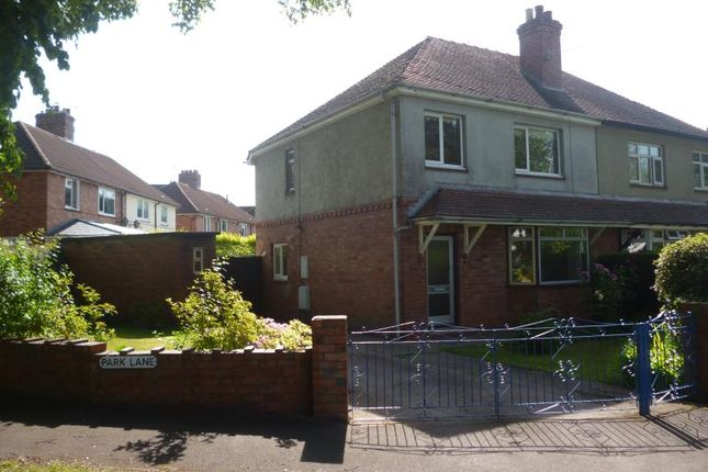 Thumbnail Semi-detached house to rent in 1 Park Lane, Abergavenny, Monmouthshire