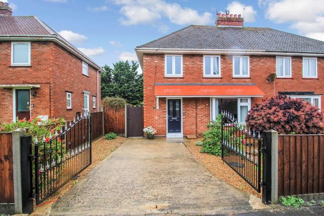 3 bed semi-detached house for sale in Rigbourne Hill, Beccles NR34