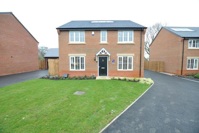 Thumbnail Detached house for sale in Hayfield Manor, Hoyles Lane, Cottam, Lancashire