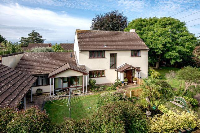 Thumbnail Detached house for sale in Rectory Road, Norton Fitzwarren, Taunton, Somerset