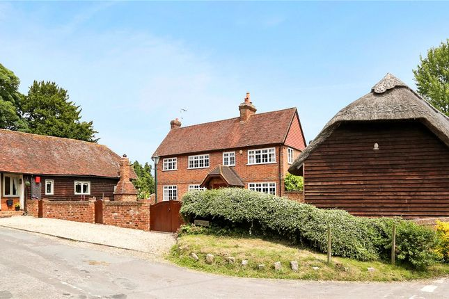 Thumbnail Detached house for sale in Isington Lane, Isington, Alton, Hampshire