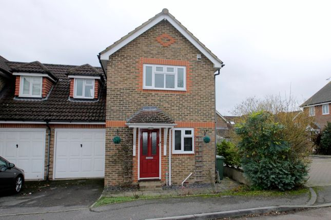 Thumbnail Link-detached house to rent in Primrose Walk, Ewell, Epsom, Surrey
